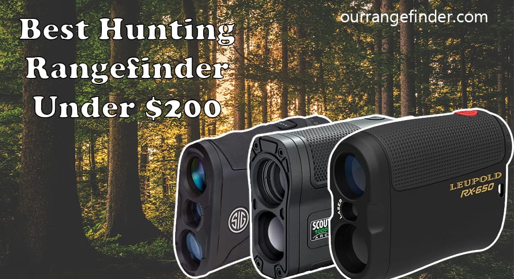 best hunting rangefinder $200